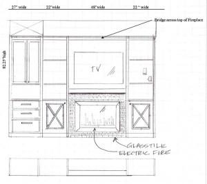 Floor Plan Living Room