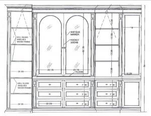 Final Wall Unit Design