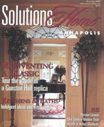 Solutions at Home – November 2007