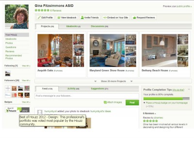 Best of Houzz 2012