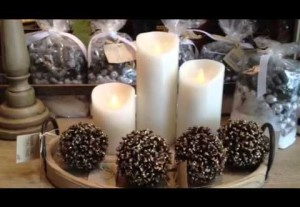 Flameless Flickering Candles