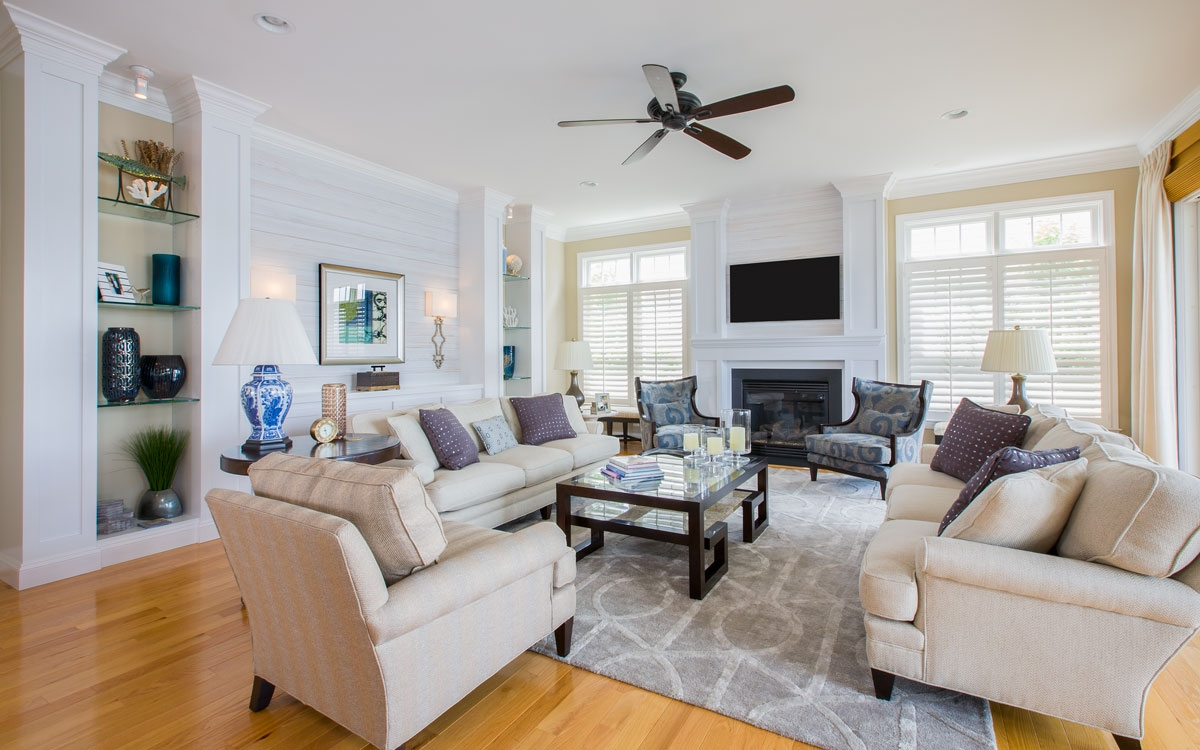 ASID First Place Residential Winner in Maryland