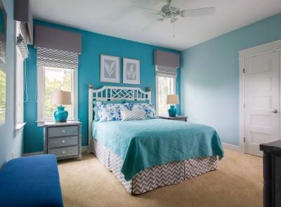 Gulls Nest bedroom