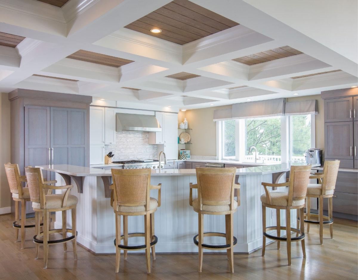 Gulls Nest kitchen