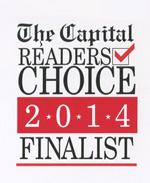 The Capital Readers Choice 2014