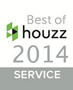 Best of Houzz 2014 – Service