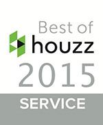 Best of Houzz 2015 – Service