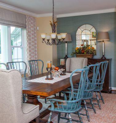 Prospect Bay interior design