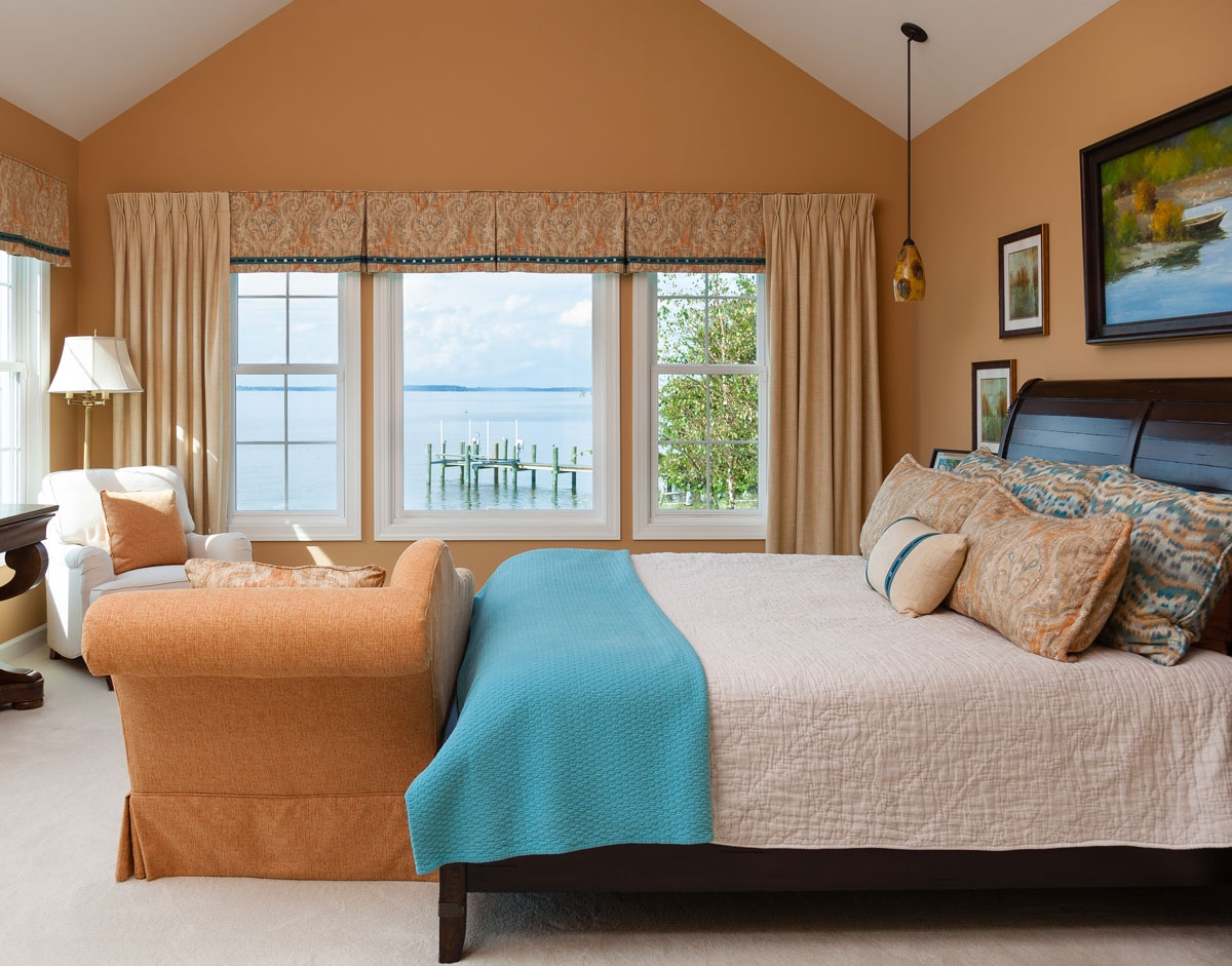 Prospect Bay interior design